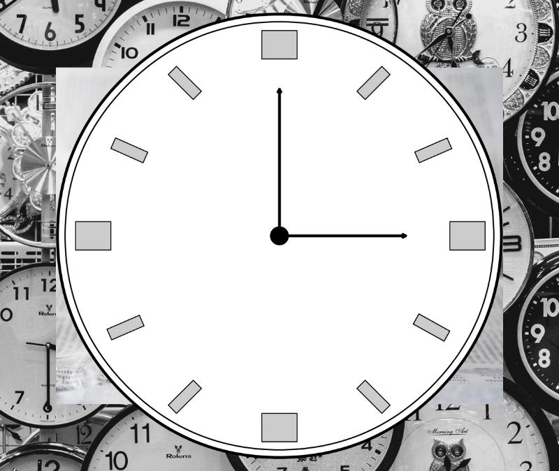 Tijd is een luxe waar een eind aan komt…Hoeveel minuten ga jij nog verspillen?!